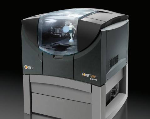 Objet260 پرینترهای سه بعدی در ایران